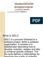 Models of SDLC.ppt Original