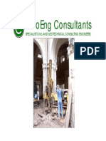 Concerns on Grouting in Soils