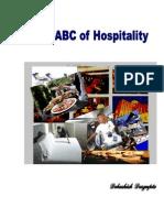 ABC of Hospitality