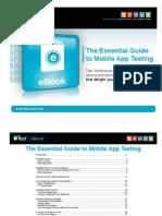 Mobile Testing e Book