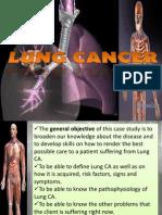 Case Presentation Lung CA Final