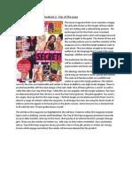 Music Magazine LIIAR Analysis