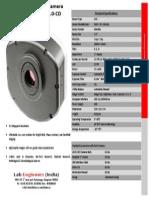 Camera 5.0CD Brochure