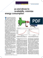 Align Pumps and Drivers to Maximise Energy-PumpAlignment