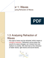 1.3 Refraction