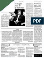 La Vanguardia Manifiesto Zaragoza