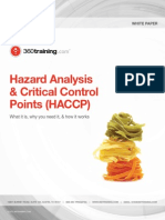 What You Need to Know About HACCP