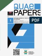 Aquae Papers 1