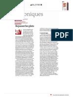 Le Monde Des Livres, 20-09-13