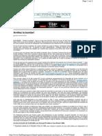 Site Huffingtonpost.fr, 28-02-13