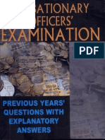 Probationary Officers Examination