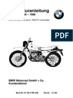 BMW R80 G-S_monolever_D Reparaturanleitung