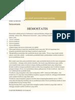 patologi hemostatis