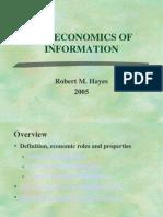 Econ Information