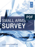 Small Arms Survey 2010-2011 in Bosnia and Herzegovina