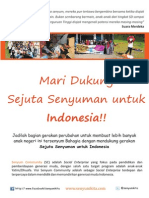 Brosur Mini Proposal Kerjasama Utk Event Setia