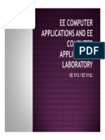 EE computer application