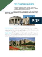 Obiective Turistice Londra REFERAT