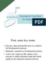 enzymespresentation 1