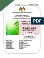 Struktur Scheme Bio