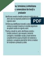 C 6 IngVal_Identificarea Functiilor, Nomenclatorul de Functi