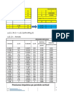 Calcul Siloz Rezervor - EC8