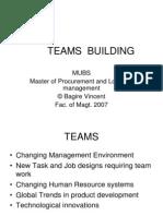 Building Teams - Procurement