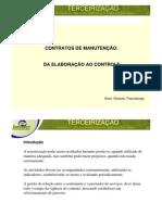 1100 - Contratos Elaboração e Controle
