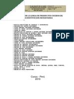 HACCP COCIDOS 10.12.10