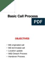 Basic Calling Process