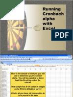 Cronbach Alpha