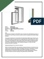 Welding Produc Design