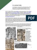 Naga Traditions in India Ancient