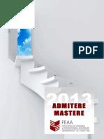Brosura Admitere Mastere 2013(1)