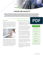HBI Indoor Air Quality Data Sheet November 2009