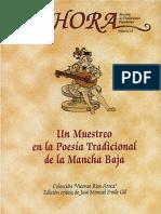 Zahora33 - Poesía Trad. Mancha Baja