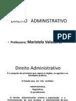Direito administrtivo