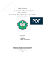 Tugas Pengorganisasian Dan Pengembangan Masyarakat