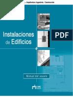 CYPE Instalacione de Edificios