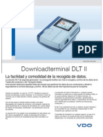 Descarga Datos DLT II