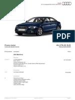 Audi A4 Personalizado