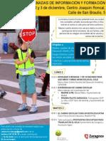 Jornadas Camino Escolar 2013 12 cartel