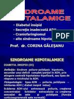 Sindroame Hipotalamice Ian 2012
