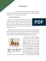 Data Kuantitatif Penggunaan Energy