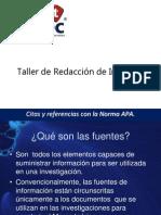 Citas Referencia APA