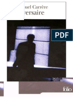 Carrère, Emmanuel - L'Adversaire