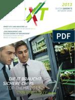 "Silicon Saxony Jahresbericht 2013 ""NEXT"""