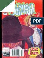 877 Samurai John Barry