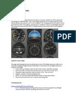 Instrumentele de Zbor Ale Unui Avion