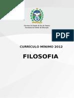 Currículos Mínimos 2012 FILOSOFIA_livro
